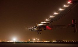 Article: Solar-Powered Plane Completes Historic Round-the-World Trip