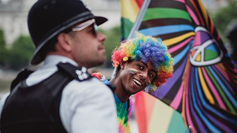 Outrage in Britain as LGBTQ+ Hate Crimes Double — While Prosecutions Plummet