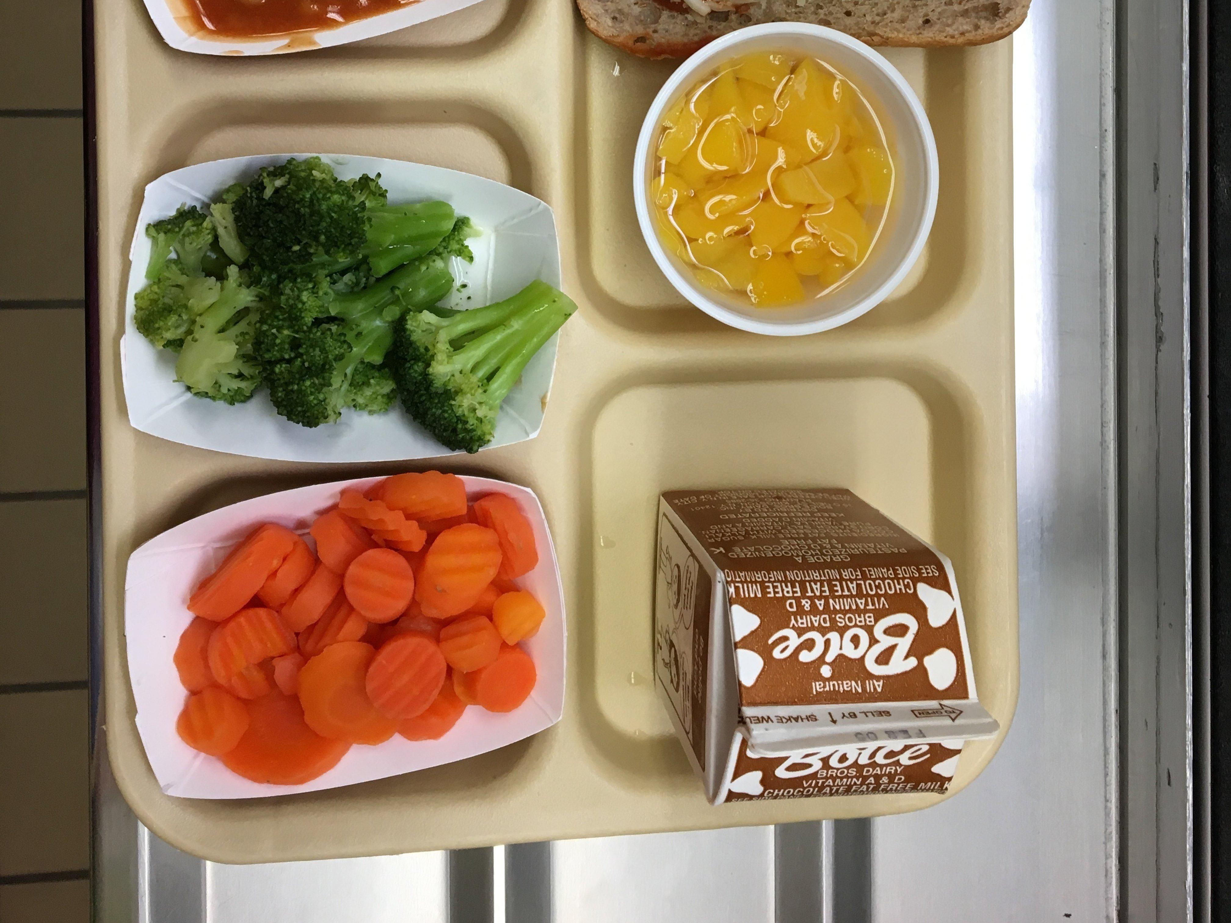 New York School Lunch