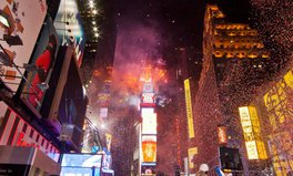 Article: Global Citizen is the official charitable partner of the Times Square New Year's Eve 2016