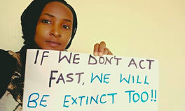 Article: 5 Youth Activists Who Are Demanding  Urgent Climate Action in Africa