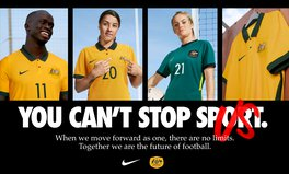 Artículo: Australia's Soccer Teams' New Nike Uniforms Are Made Entirely From Recycled Bottles