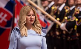 Article: Slovakia Welcomes its First Female President, Zuzana Čaputová
