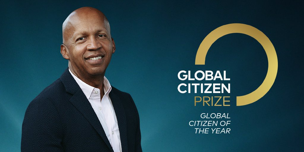 Global Citizen of the Year Award Winner 2020