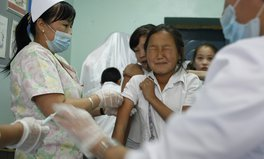 Article: Hundreds of Thousands of Measles Cases Alarm Global Health Community