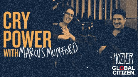 Marcus Mumford on Hozier's 'Cry Power' Podcast: 'It Guts Me When Trump Talks About Cutting Aid'