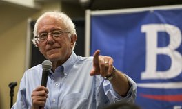 Article: Sen. Bernie Sanders Is Making a Big Push to Double Minimum Wage