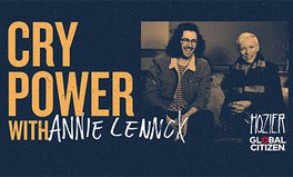 Article: Annie Lennox on Hozier's 'Cry Power' Podcast: 'Feminism Is a Global Issue'