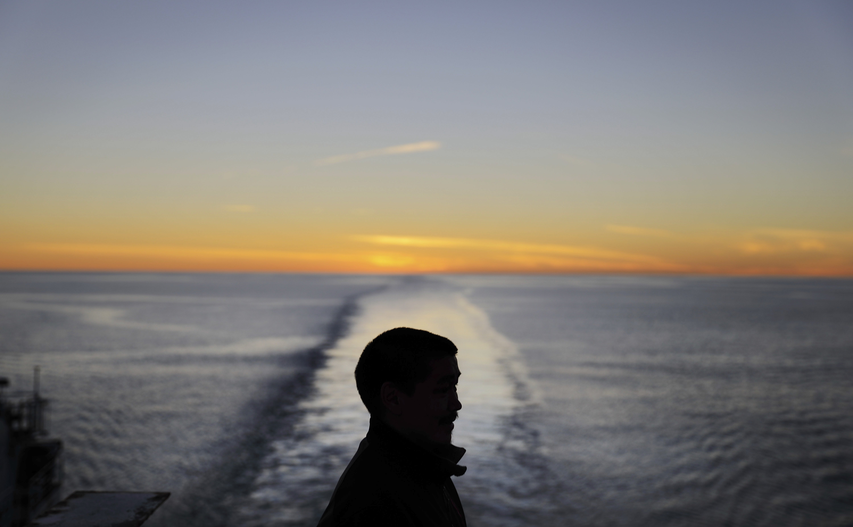 Arctic icebreaker climate change