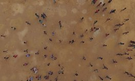 Article: Ai Weiwei Captured Insane Aerial Footage Showing the Scope of the Refugee Crisis