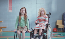 Article: This Adorable Video Shows Kids Don't Prioritize Race or Ability Differences
