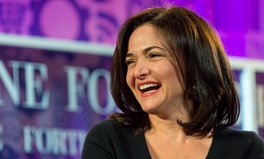 Article: Sheryl Sandberg Just Pinpointed Why We Don't Have Enough Female Leaders