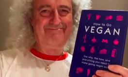 Article: Queen's Brian May Embarks on 'Veganuary' to Protect Animals and the Planet