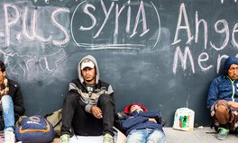 Article: The Syrian refugee crisis in photos
