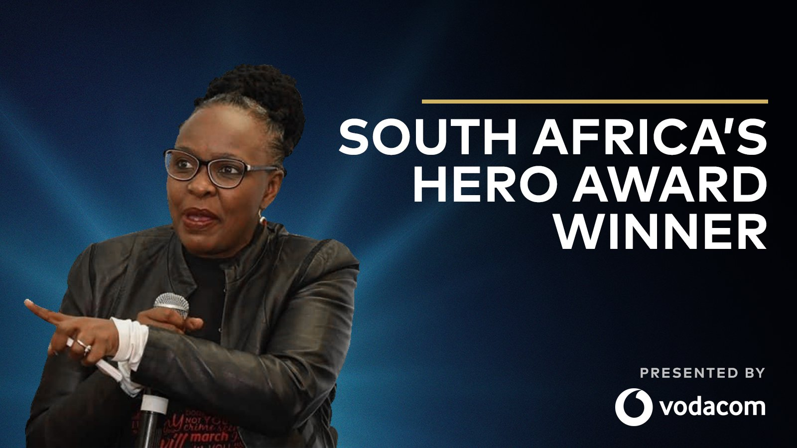 South Africa's Hero Award