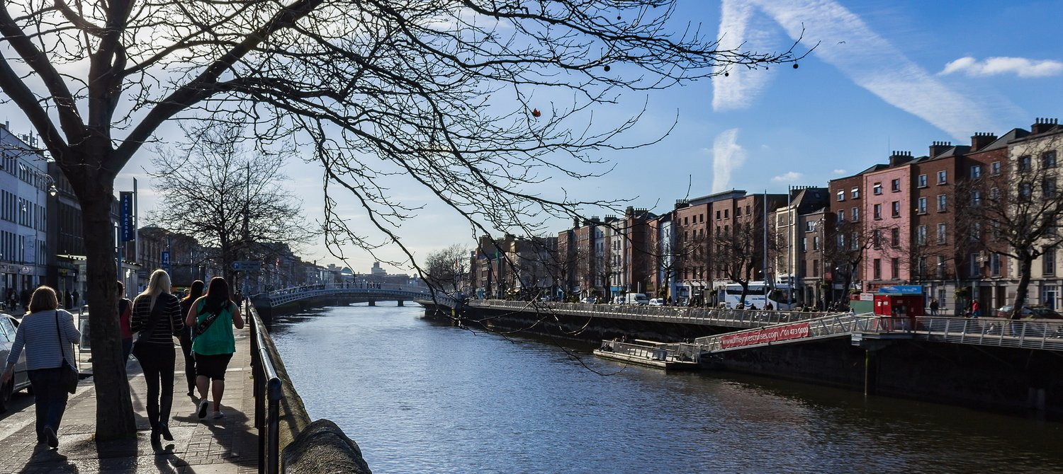 Homeless Dubliners to Give Tours With a Difference as Tourism Booms