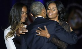 Article: President Obama Just Delivered a Stunning Tribute to Michelle, Malia, and Sasha