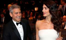 Article: The Clooneys Casually Reveal They Have Taken a Yazidi Refugee Into Their Home