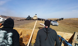 Article: These Activists Were Arrested in North Dakota Yesterday