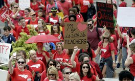 Article: Why North Carolina Teachers Are Walking Out of Classrooms Today