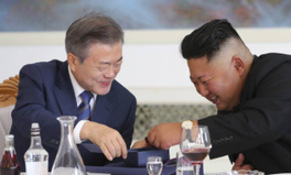 Artículo: North and South Korea Vow Peace, Promise Joint Bid to Host Olympics