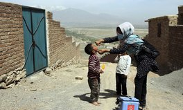 Article: A New Case of Polio Was Just Diagnosed in Afghanistan