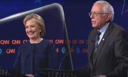 Article: 2 human rights get spotlight at Democratic Debate: access to water and education