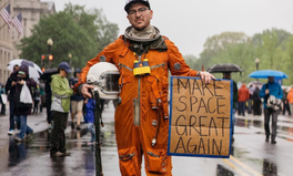 Article: 23 Best Signs From Earth Day's March for Science