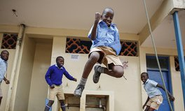 Article: UK and Kenya to Join Forces in 2021 for Huge Push to Get Children Back to School Around the World