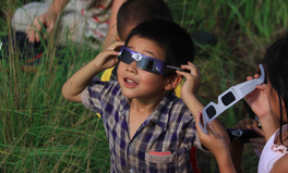 Article: Your Old Solar Eclipse Glasses Are Helping Kids in South America and Asia Learn About Science