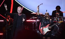 Article: Sting Has Been Awarded Global Citizen 'Artist of the Year'