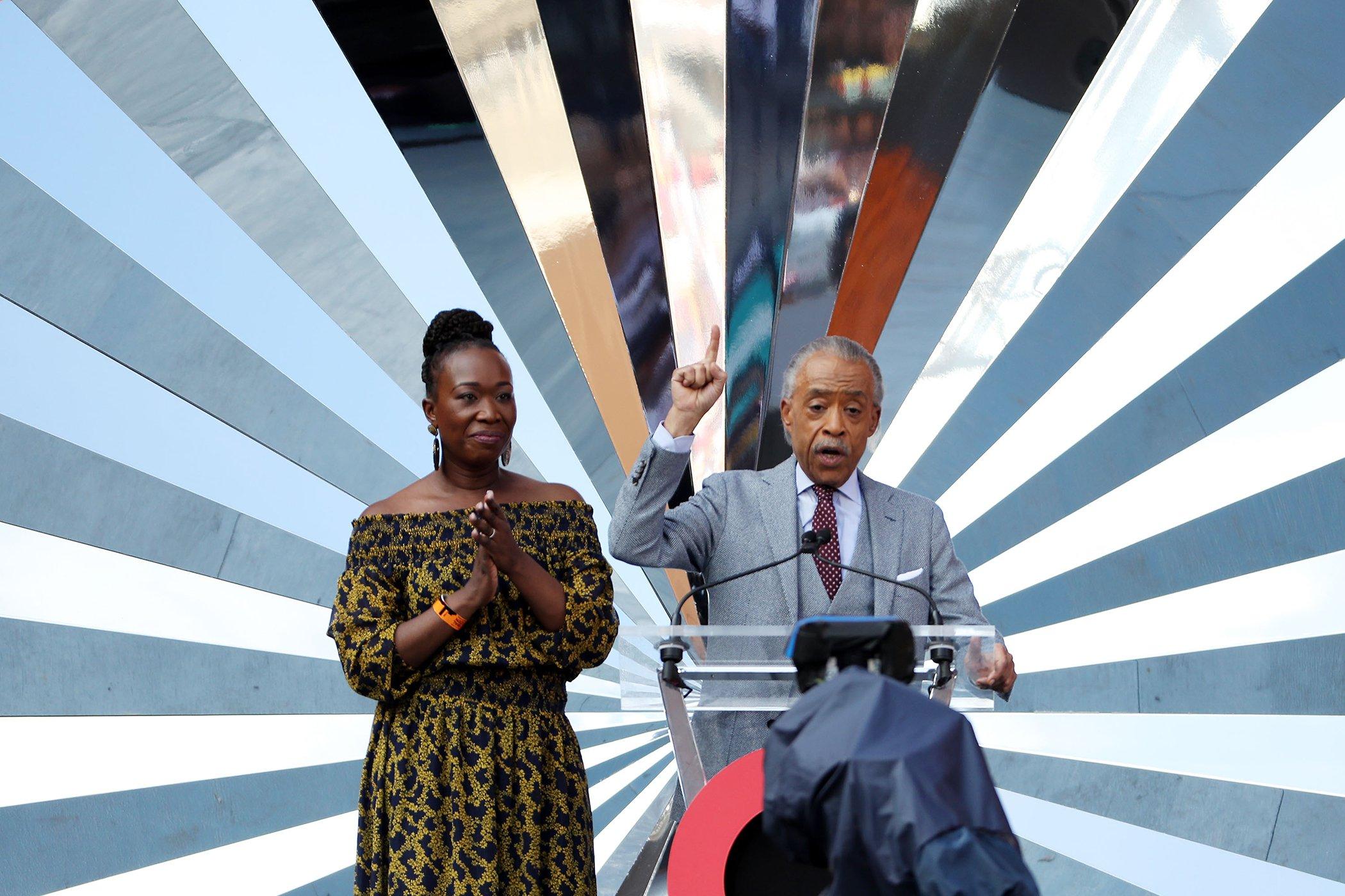 Mandela100_Al Sharpton_Joy Reid.jpg