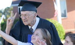 Article: It Took Half a Century, But This Heroic 88-Year-Old Has Finally Graduated!