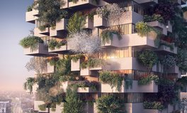 Artikel: This Stunning 'Vertical Forest' Will House Poor Families in the Netherlands