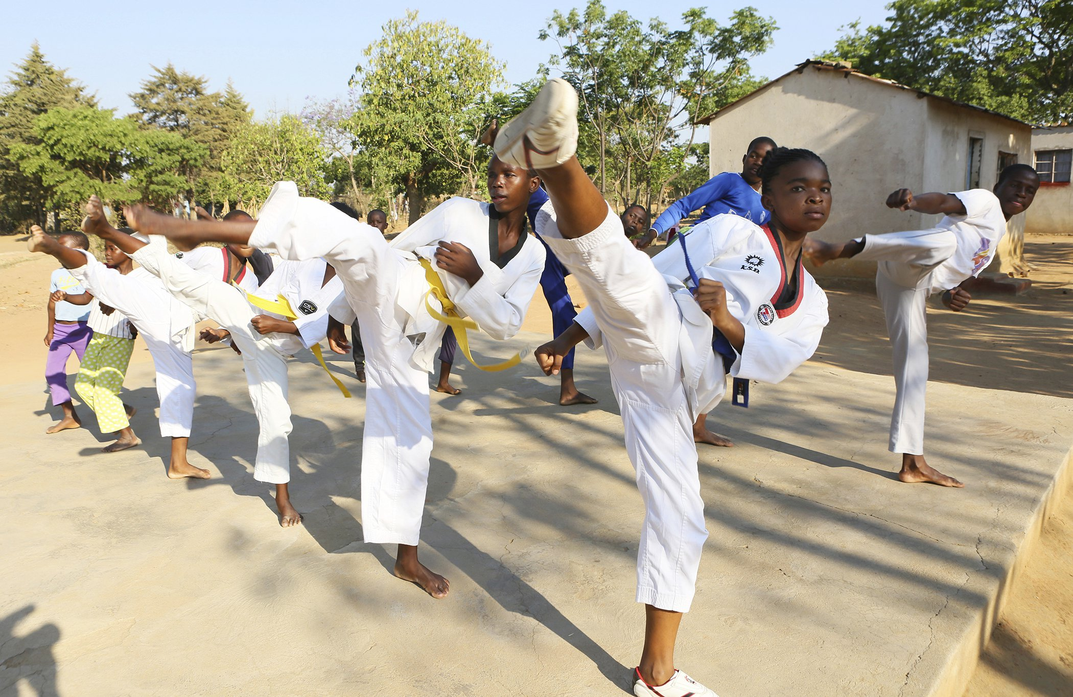 Natsiraishe Maritsa-Zimbabwe-Taekwondo-001.jpg