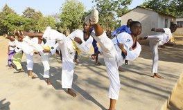 Article: This Teen Girl in Zimbabwe Is Using Taekwondo to Combat Child Marriage