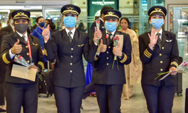Article: Air India Just Made History With an All-Woman Pilot Crew Flying Across the World