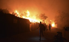Artikel: A Fire Has Decimated Europe's Largest Refugee Camp. Here's How You Can Help.