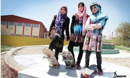 Article: These Skateboarding Girls Are Tackling Gender Inequality in Afghanistan