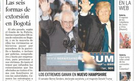 Article: US media goes nuts over New Hampshire Presidential Primary results while world shrugs