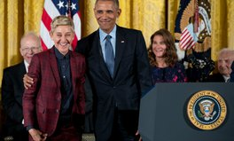 Article: Obama Honors Ellen DeGeneres and LGBT Rights With Medal of Freedom