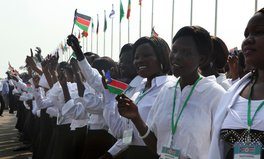 Article: South Sudanese Women Call for 35% of Government Positions to Be Female