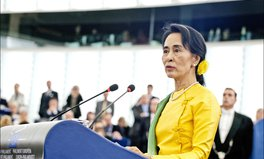Article: Amnesty International Strips Myanmar Leader of Human Rights Award