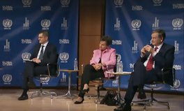 Article: UN Secretary General Candidates Debate Climate Change, Women's Rights