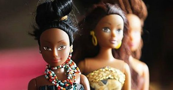 Local African dolls outselling Barbie in Nigeria