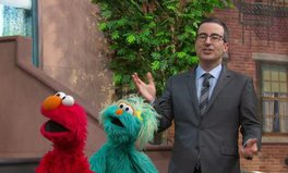 Video: Watch John Oliver and Sesame Street sing to raise awareness about America's lead problem
