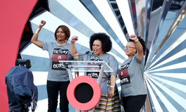 Article: South Africa Celebrates 100 Years of Woman of Fortitude, Albertina Sisulu, at Global Citizen Festival: Mandela 100