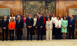 Artículo: Spain's New Female-Majority Cabinet Just Made Herstory