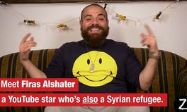 Video: This hilarious Syrian refugee is taking YouTube by storm