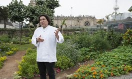 Article: Peruvian Chef, Gastón Acurio Shares Why He's 'Cooking For Zero Hunger
